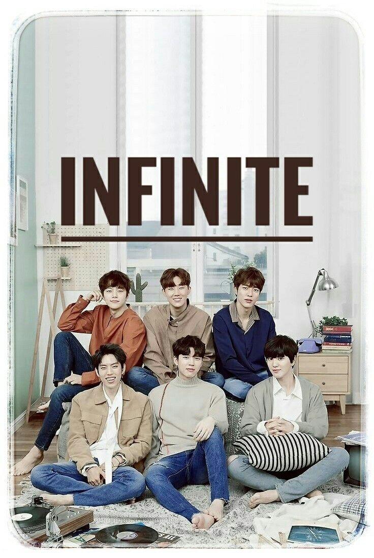 Once inspirit forever in spirit..   Infinite, L infinite, Myungsoo