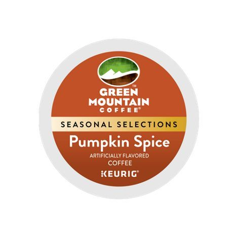 Green Mountain Coffee® Pumpkin Spice Coffee.  Ordering this!