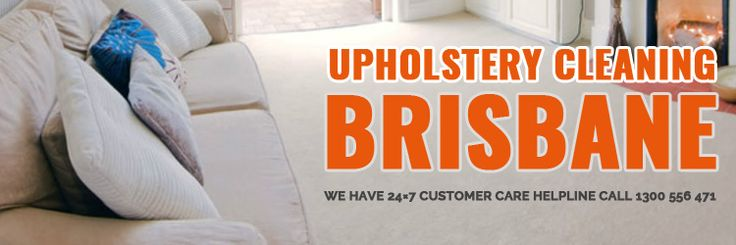 Professional upholstery cleaning done by experts of Tip Top Clean Team Brisbane leads to absolutely stunning and extremely clean results.