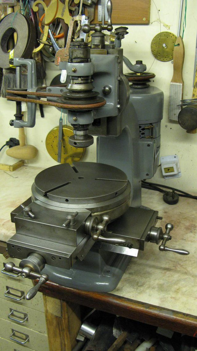 17 Best Images About Milling Machine On Pinterest