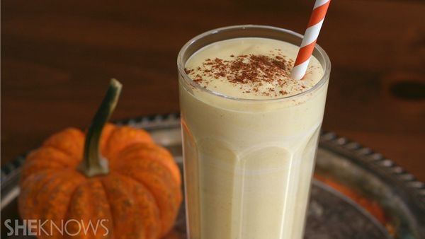 Low carb pumpkin Cheesecake smoothie....this is one of the best things I have had in a LONG time!!!