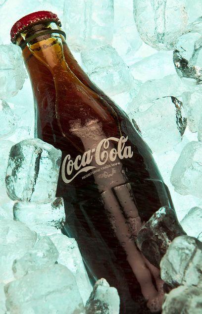 Coca-Cola on Ice!