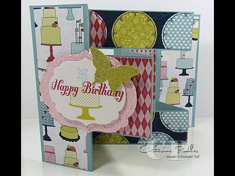 Best Cards TriFold Shutter Cards Images On