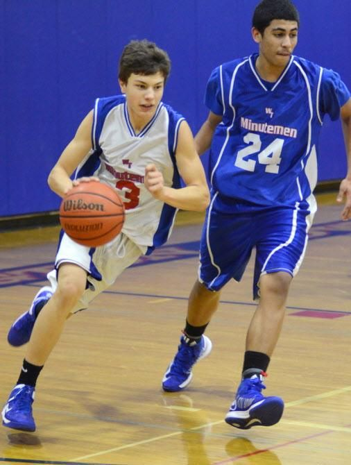 SCHOLASTIC ROUNDUP: Spencer Cook leads Washington Township to victory over Burlington Township with career-high 16 points
