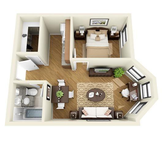 14 West Elm Apartments - Chicago Apartments For Rent | Chicago, IL 60610 | Floorplans