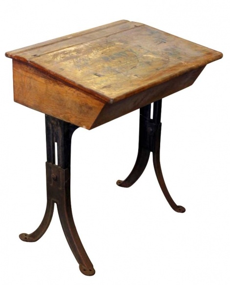 Olde Good Things has one of the largest inventories of unique and antique  architectural items. The perfect place for those who are looking for  original ... - 54 Best School Desks Images On Pinterest Vintage School Desks