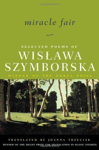 Wislawa Szymborska: Lindsey Lewis Smithson   Straight Forward