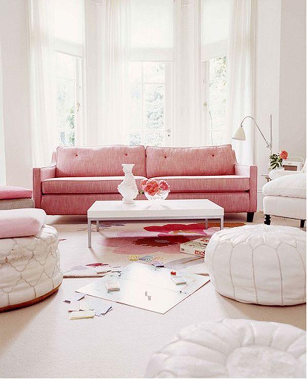 1000 ideias sobre sof rosa no pinterest mobili rio infantil sof de veludo e sof. Black Bedroom Furniture Sets. Home Design Ideas