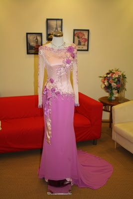 srsly lovely~!  Ombak Creatives: Design Baju Pengantin