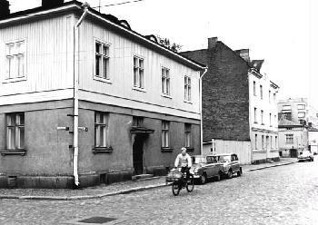Vellamonkatu 17 - Mäkipäänkatu, 1962