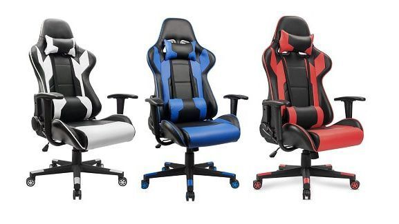 Homall Gaming Chair Office Chair Amazon Review Gaming Sammlung Office