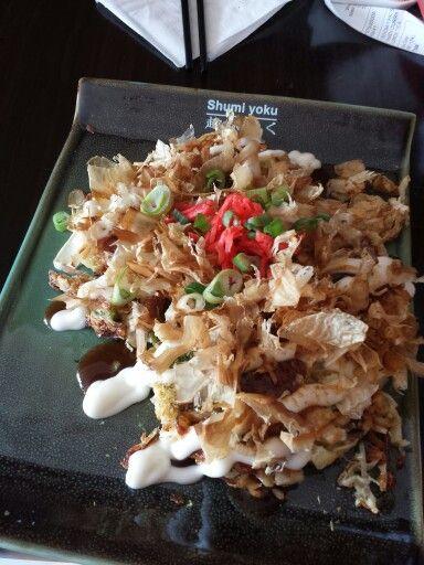 one of my Fav! Okonomiyaki