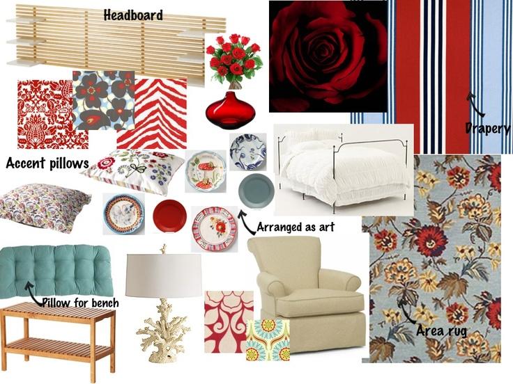 Design plan mood board.  Get professional design plans from only $ 250 per room!  http://www.interiordecoratingwindsor.com  #interiordesign