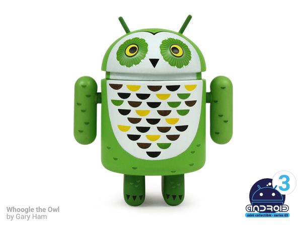 whoogle the owl android