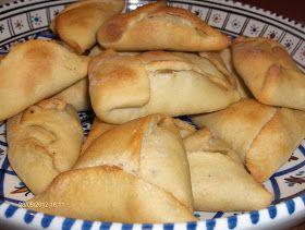 Cucina Mon Amour: Esfilha - Panino Ripieno Libanese