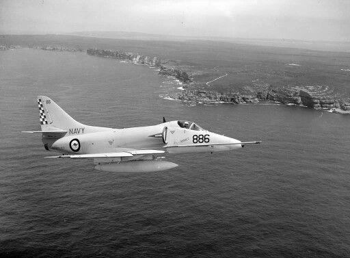 A-4G Skyhawk RAN