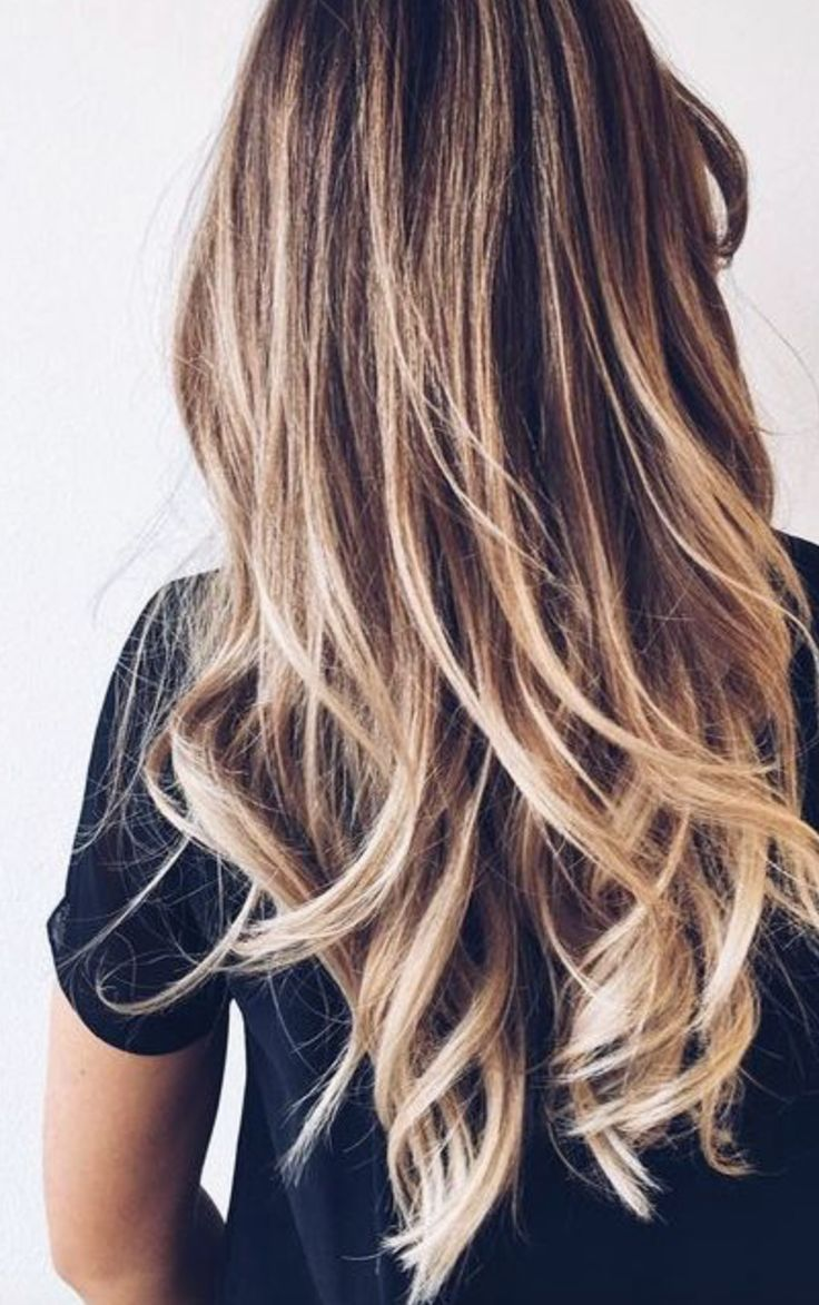 Best highlights balayage hair. More like this amandamajor.com