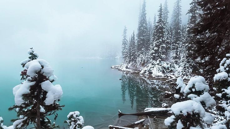 Has Joffre Lakes Ever Looked More Magical Than It Does Now?