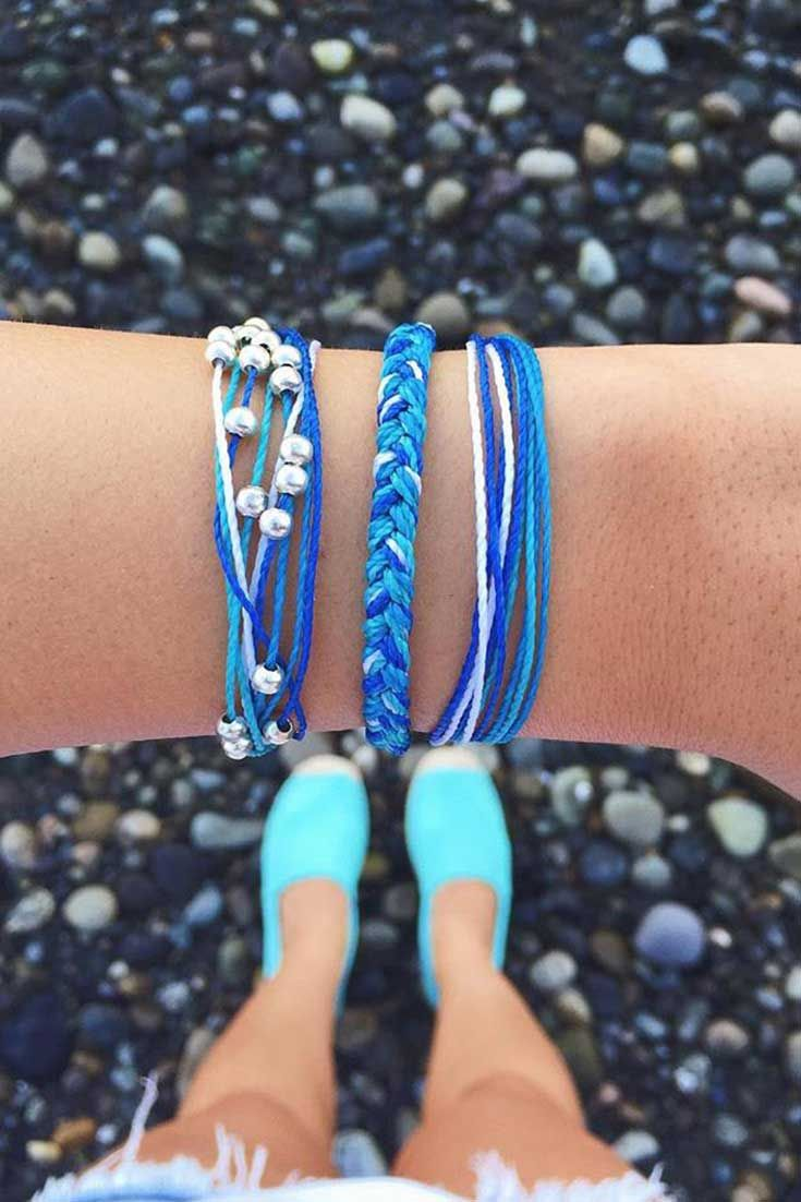 1% For The Planet | Pura Vida Bracelets