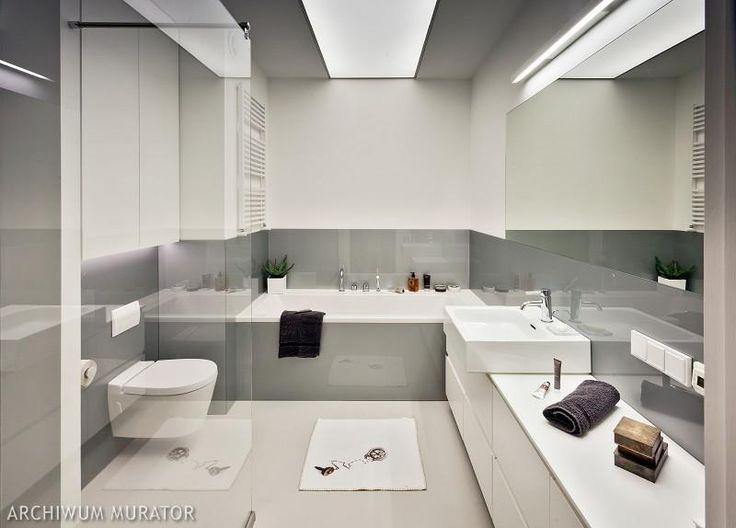 Utrzymanie czystości w łazience. Wyposażenie łazienki ułatwiające sprzątanie