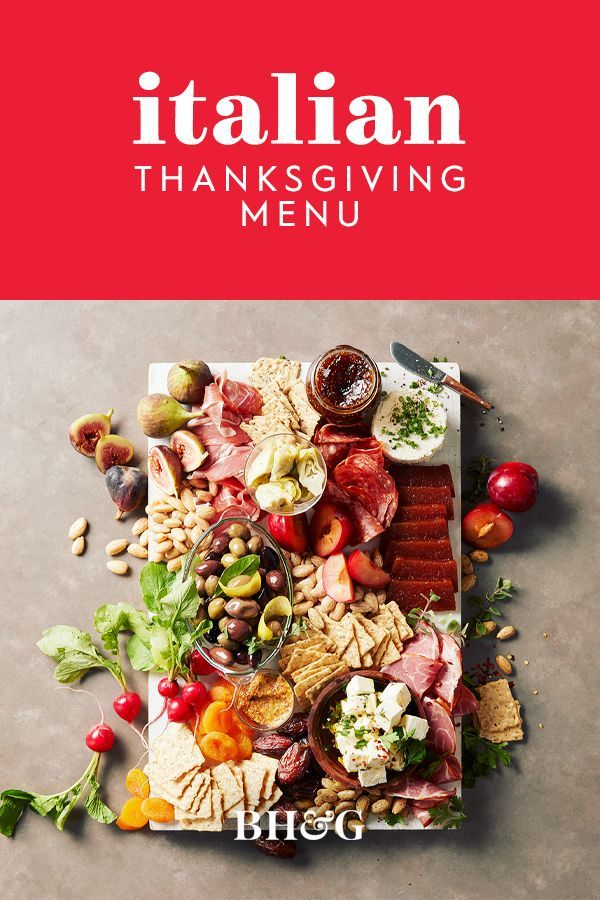 26 Thanksgiving Menu Ideas from Classic to Soul Food ...