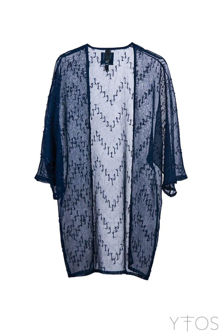Ries : Bushido Sheer Kimono