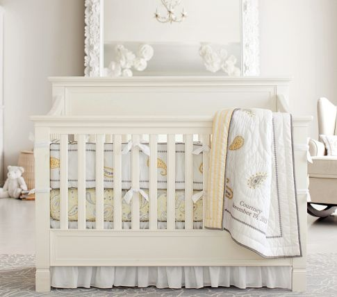 Attractive Pottery Barn Nursery Unisex Or Neutral Nursery Bedding And Bedroom.