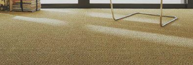 Moquette velours épais SECRET, col sable, rouleau 4 m