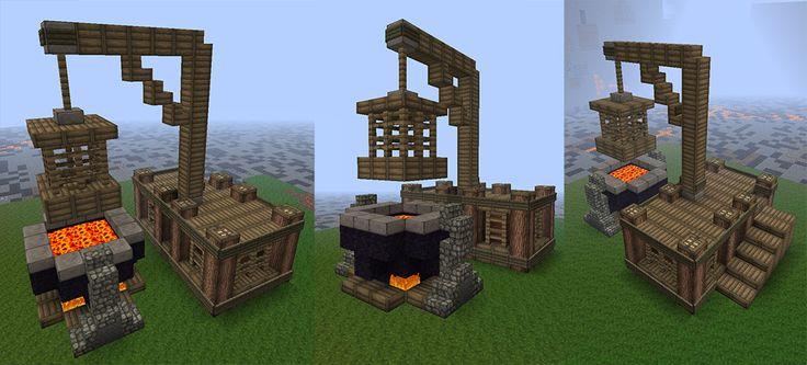 minecraft ideas: Cooking Pot - JamSessionEin