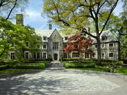 english manor in greenwich, ct