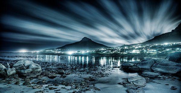 Jakob Wagner→NightscapesNightscapes Photography, Photos Manipulation, Night Photography, South Africa, Capes Town, Fine Art Photography, Photography Tips, Night Time, Jakob Wagner