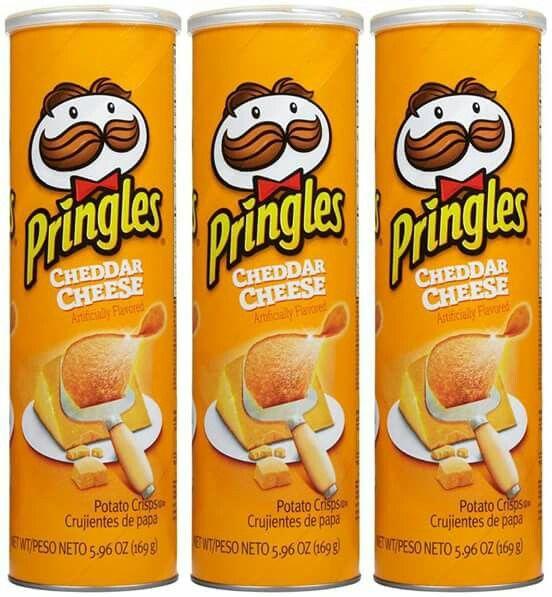 Cheddar Cheese Pringles