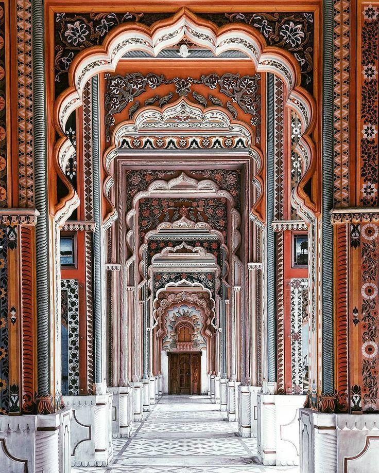 Jawahar Circle, Jaipur Rajasthan India (via Instagram