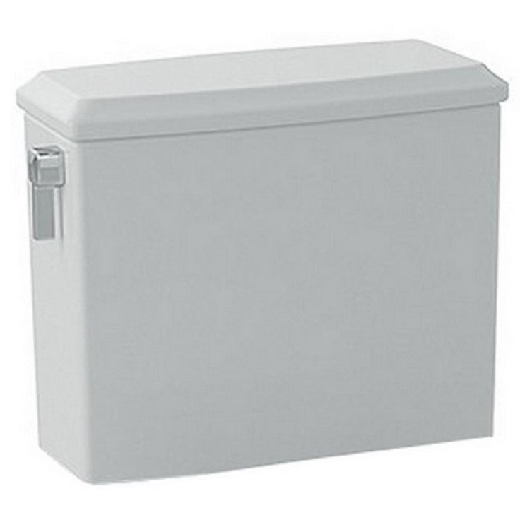 Toto Connelly 1.6; 0.9 GPF Dual Flush Toilet Tank Only in Cotton White
