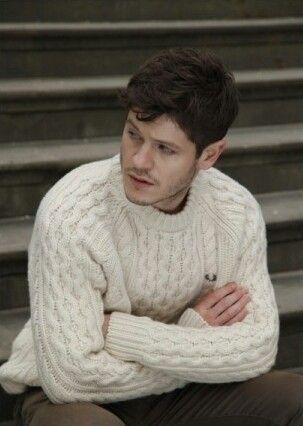 Handsome Iwan Rheon