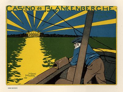 Henri Meunier - PM17 - Casino de Blankenberche