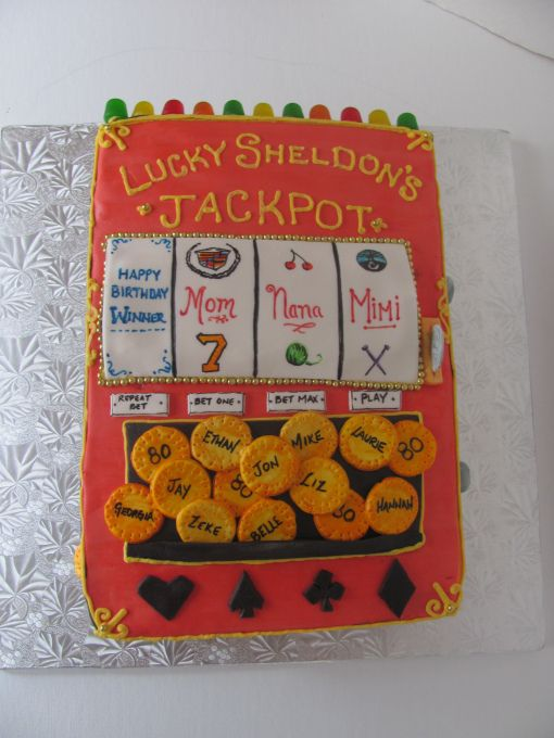 how to make casino chips out of fondant