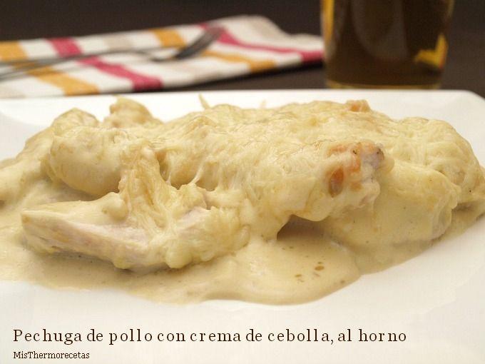44 best images about termomix on pinterest pastel - Pechugas de pollo al horno ...