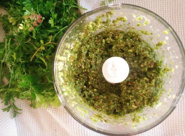 Pesto di semi di canapa – Vegan blog – Ricette Vegan – Vegane – Cruelty Free