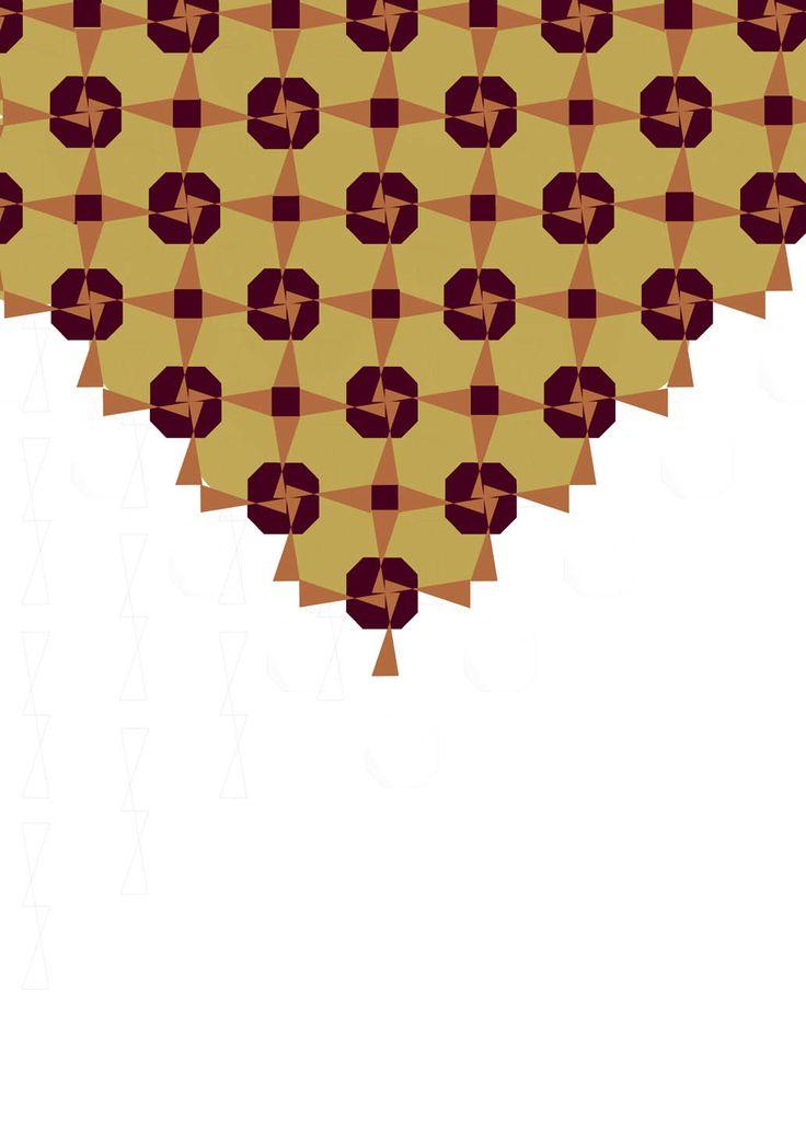 pattern  IRAN