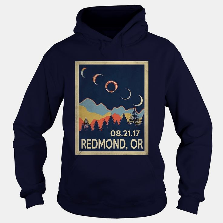 Vintage Redmond Oregon #Solar #Eclipse 2017 Tshirt, Order HERE ==> https://www.sunfrog.com//135979291-979818616.html?6432, Please tag & share with your friends who would love it, #superbowl #christmasgifts #renegadelife