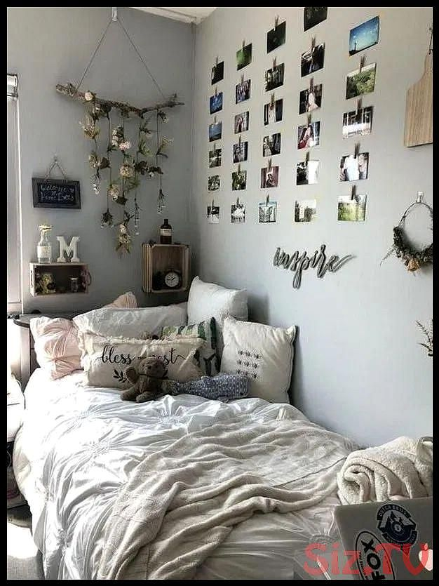12 Most Stylish Tumblr Bedroom For Teens Decorating Ideas 2 12 Most Stylish Tumblr Bedroom For Teens De Dorm Room Designs Dorm Room Decor Dorm Room Inspiration