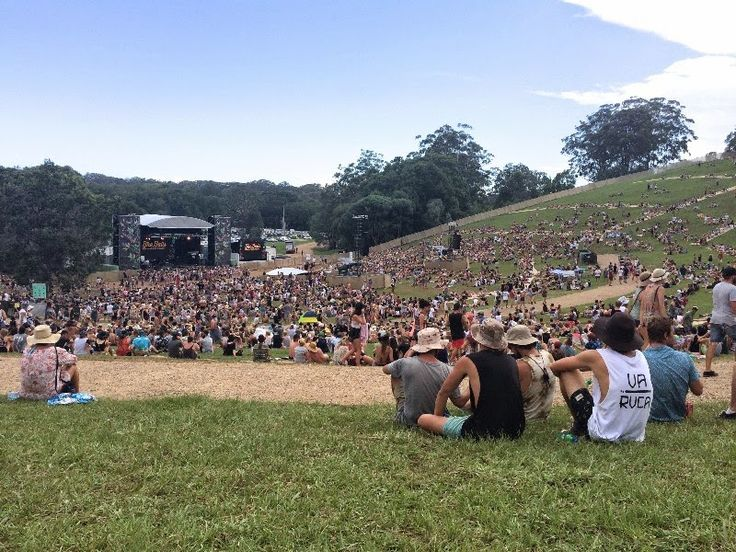 The Falls Festival, Byron Bay | New Year 2015