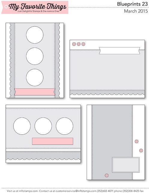 8 best mft blueprint 16 ideas images on pinterest card ideas blueprint 23 malvernweather Image collections