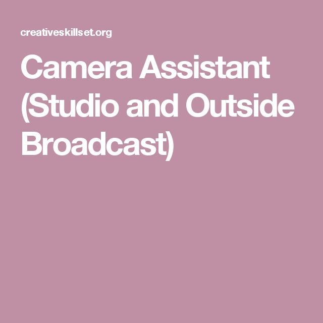 7 best filmmaking books images on pinterest filmmaking books camera assistant studio and outside broadcast fandeluxe Image collections