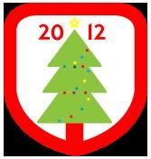 "New Yotomo Badge: How To Unlock ""Merry #Xmas 2012"" Badge. | Rad More: http://pcholic.blogspot.com/2012/12/new-yotomo-badge-how-to-unlock-merry.html"