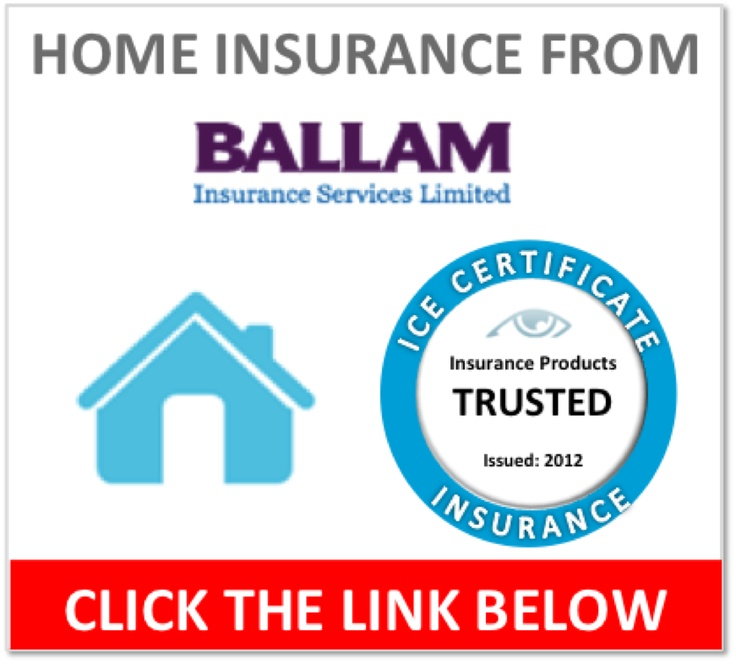 InsurEye Consumer Experience Certificate for Ballam Insurance Services Limited | Home Insurance | Nova Scotia | https://insureye.com/services/industry-segments/insureye-certificate-home-insurance-ballam-insurance-services