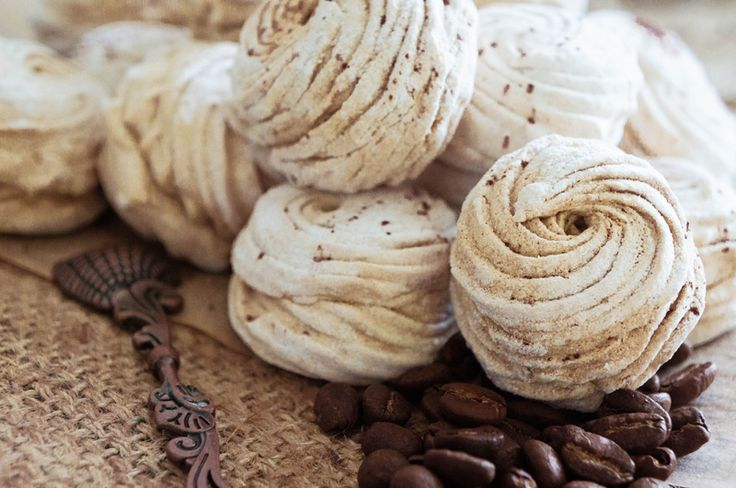 Кофейный зефир