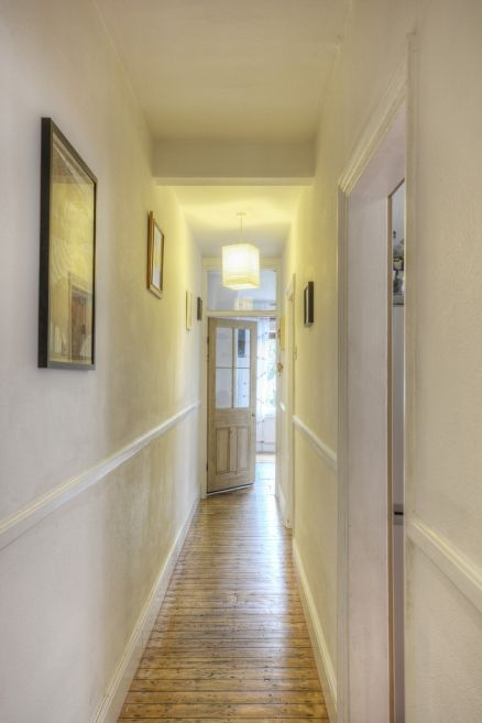 Hall warner flat warner hall ideas pinterest flats for Foyer designs flats