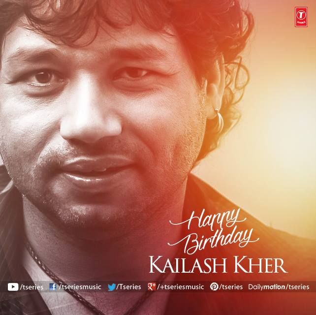T-series wishes Kailash Kher A Very Happy Birthday ❤   Kailash Kher Songs Jukebox  #HappyBirthday #KailashKher #TseriesMusic #Jukebox #Birthday #Special